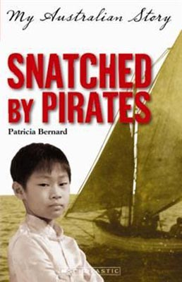 Book Cover for Snatched by Pirates (Claw of the Dragon)