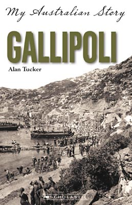 Book Cover for Gallipoli