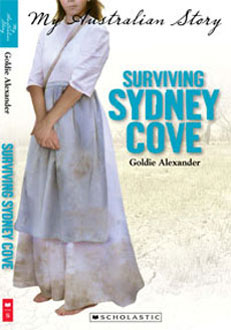 Book Cover for Surviving Sydney Cove