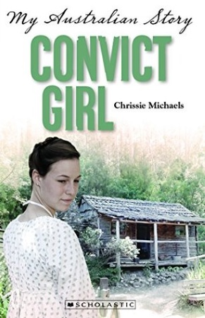 Book Cover for Convict Girl