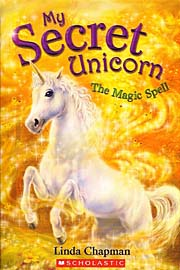 Book Cover for My Secret Unicorn