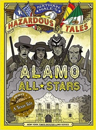 Book Cover for Alamo All-Stars: A Texas Tale