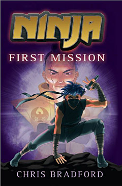 Book Cover for the Ninja Series