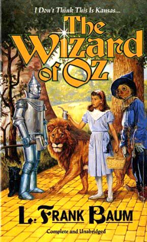 Book Cover for Oz