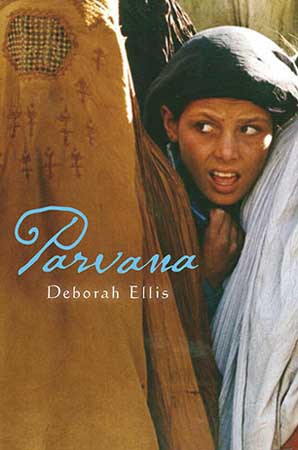 Book Cover for Parvana (Breadwinner)
