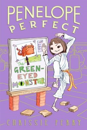 Book Cover for The Green-Eyed Monster