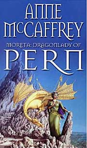 Book Cover for Moreta: Dragonlady of Pern
