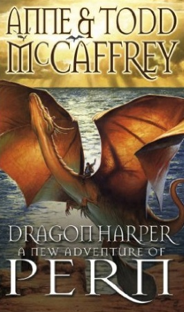 Book Cover for Dragon Harper