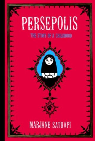 Book Cover for the Persepolis Series