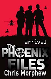 Book Cover for Phoenix Files