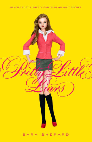 Book Cover for Pretty Little Liars
