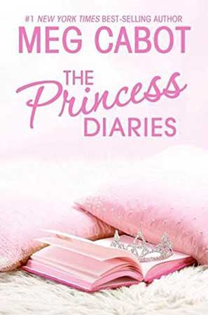 Book Cover for Princess Diaries