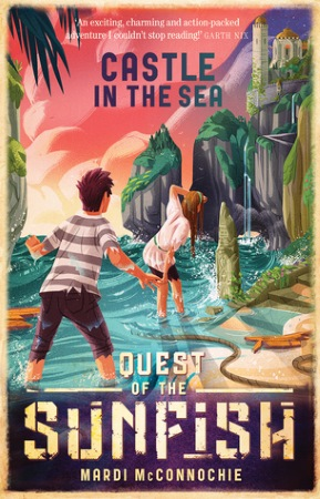 Book Cover for The Castle in the Sea