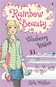 Book Cover for Blueberry Wishes