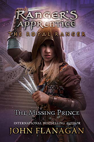 Book Cover for The Missing Prince