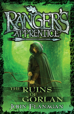 Book Cover for the Ranger's Apprentice Series