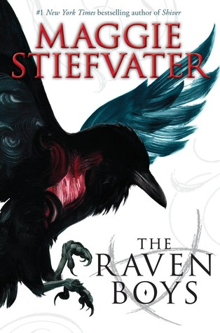 Book Cover for Raven Cycle