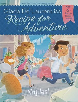 Book Cover for the Recipe for Adventure Series
