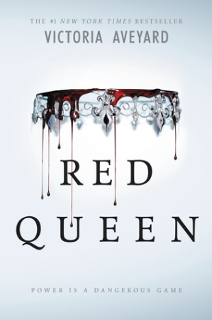 Book Cover for Red Queen