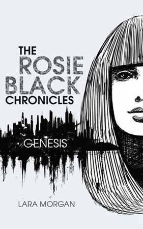 Book Cover for Rosie Black Chronicles