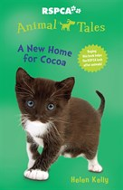 Book Cover for A New Home for Cocoa