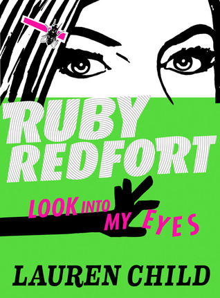 Book Cover for Ruby Redfort