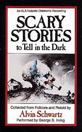Book Cover for Scary Stories