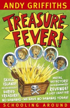 Book Cover for Treasure Fever!