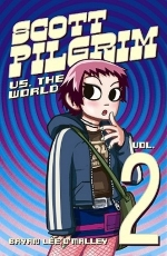 Book Cover for Scott Pilgrim Vs. the World