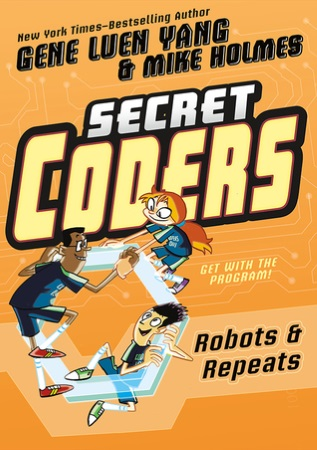 Book Cover for Robots & Repeats