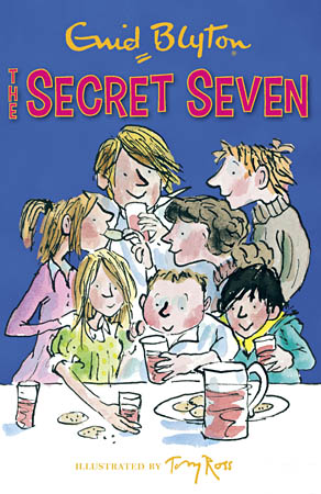 Book Cover for Secret Seven