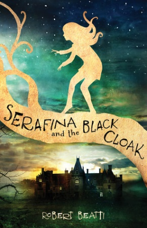 Book Cover for the Serafina Series