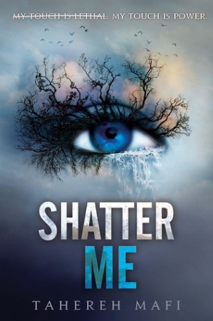 Book Cover for Shatter Me