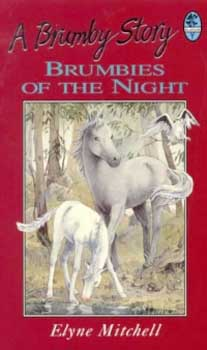 Book Cover for Brumbies of the Night