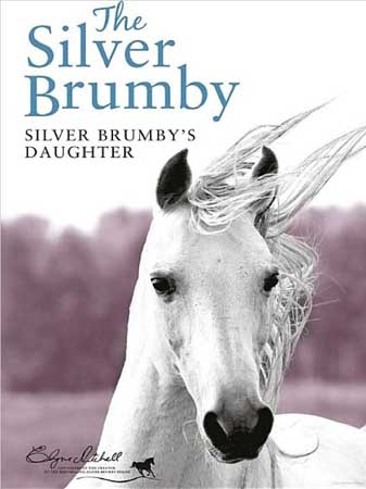Book Cover for Silver Brumby's Daughter