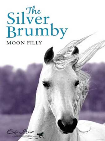 Book Cover for Moon Filly