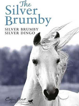 Book Cover for Silver Brumby, Silver Dingo