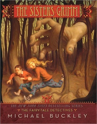 Book Cover for Sisters Grimm