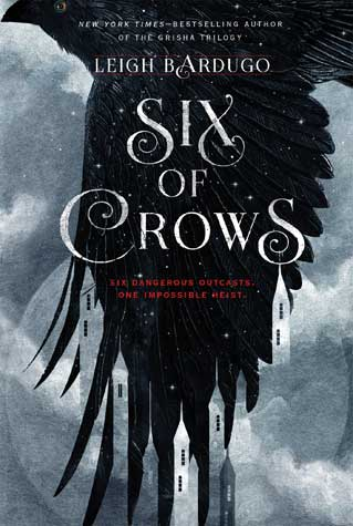 Book Cover for Six of Crows