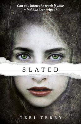 Book Cover for Slated
