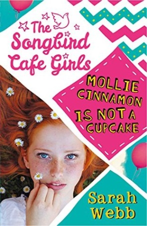 Book Cover for Mollie Cinnamon Is Not a Cupcake