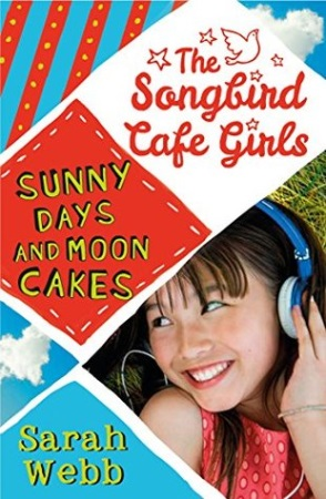 Book Cover for Sunny Days and Moon Cakes