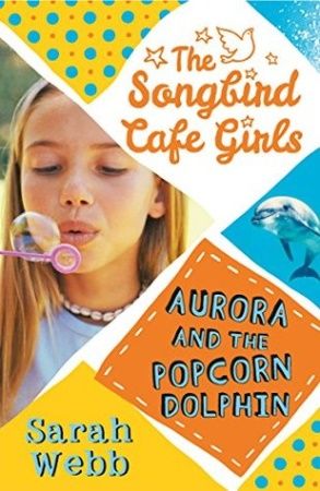 Book Cover for Aurora and the Popcorn Dolphin