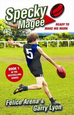 Book Cover for Specky Magee