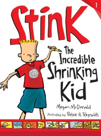 Book Cover for Stink