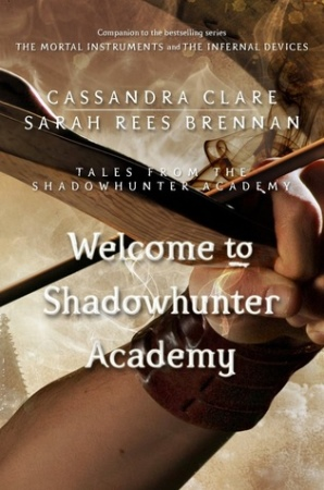 Book Cover for Tales from the Shadowhunter Academy