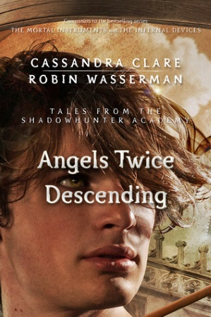 Book Cover for Angels Twice Descending