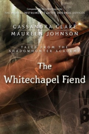 Book Cover for The Whitechapel Fiend