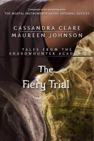 Book Cover for The Fiery Trial