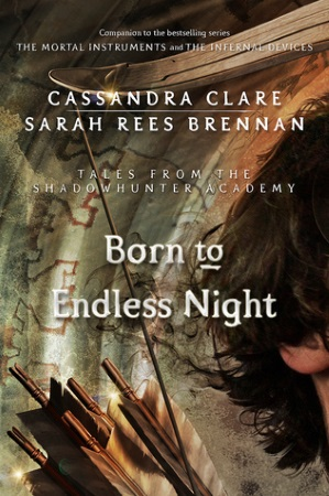 Book Cover for Born to Endless Night